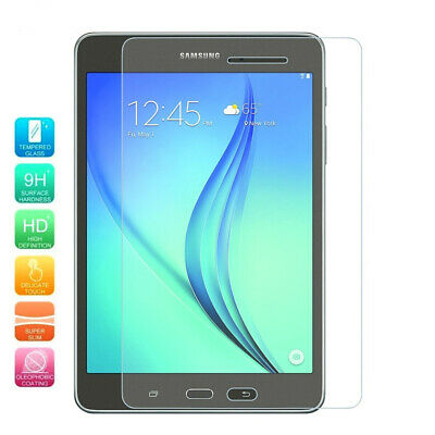 9H Tempered GLASS Screen Cover Protector for Samsung galaxy tab a 8-0 T350 8