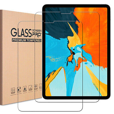 2x Tempered Glass Screen Protector For Apple iPad 2 3 4 Pro 9-7 Mini Air 5 2017