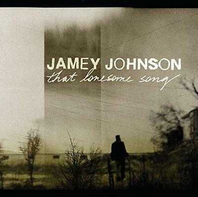 JAMEY JOHNSON CD - THAT LONESOME SONG 2008 - NEW UNOPENED - COUNTRY