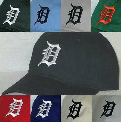 Detroit Tigers Polo Style Cap Hat ✨CLASSIC MLB PATCHLOGO ✨14 HOT COLORS ✨NEW