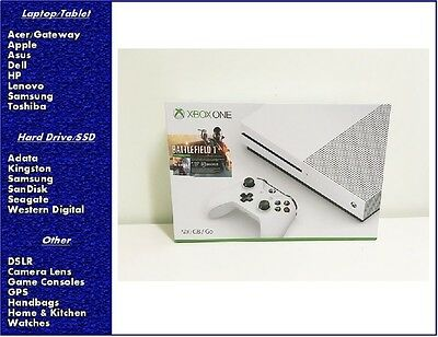 Xbox One S 500GB Console  Battlefield 1 Bundle New - Sealed