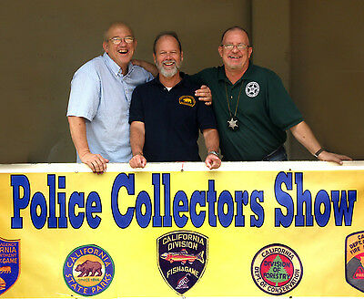 Law Enforcement - Vet Collector Show - 22319 Roseville CA - Adv Entry Tickets