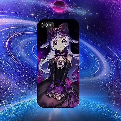 ANIME GALAXY NARUTO FANTASY GIRL PHONE CASE COVER FITS IPHONE AND SAMSUNG MODELS