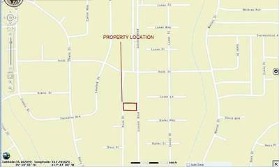 -21 California City Lot- Paved  county Roads and power- GREAT ACCESS- GOOD LUCK-