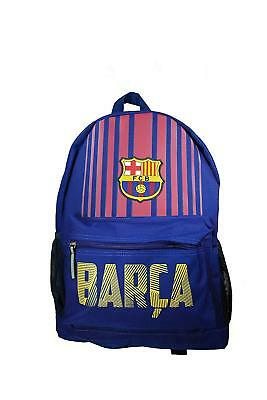 FC Barcelona Backpack School Bookbag Cinch Official Messi 10 Style 6