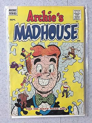 Archies Madhouse and Annual Comics- Lot of 2- First Editions- RARE