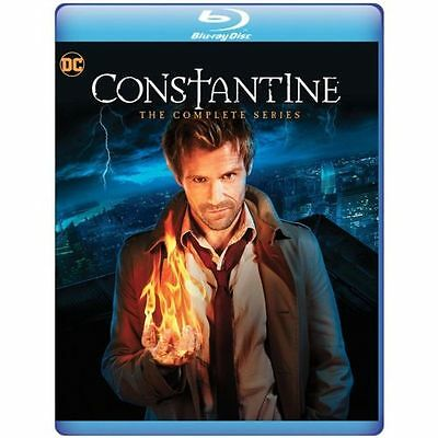 Constantine Complete Series First Season 1 Blu-ray Disc 2016 3-Disc Set