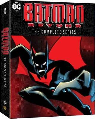 Batman Beyond The Complete Series DVD 2016 9-Disc Set