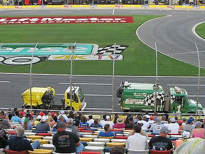 FOUR 4 NASCAR ALL STAR RACE TICKETS 5-20-2017 GREAT VIEW OF PIT ROW