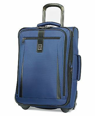 Travelpro Marquis 20 in- Carry-On Expandable Rollaboard -Luggage Blue -MSRP 320