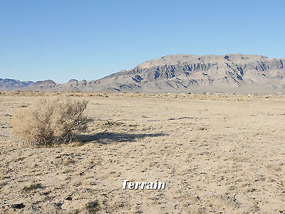 14 Acre Lot - Peaceful Pahrump Great Investment 45 Minutes to Vegas Enjoy