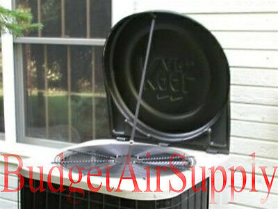 Kool Kap-Condenser Covercool cap -Air Conditioner Lid Keep the Leaves out SML