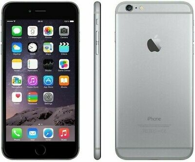 Apple iPhone 6 - Factory Unlocked - 16GB - AT&T / T-Mobile / Global - Gray