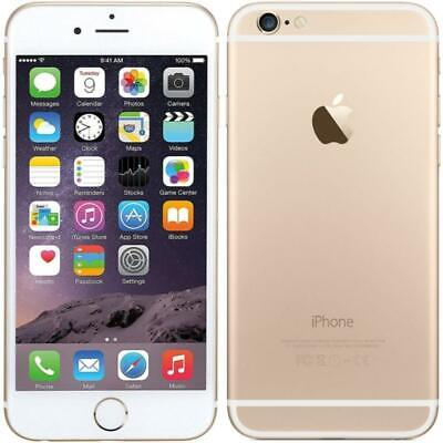 Apple iPhone 6 - 64GB - Gold - Factory Unlocked AT-T  T-Mobile  Global