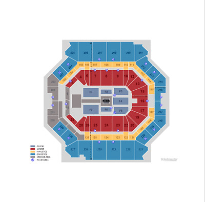 WWE SUMMERSLAM 2017 SECTION 6 BARCLAYS AUGUST 20TH 2 TICKETS