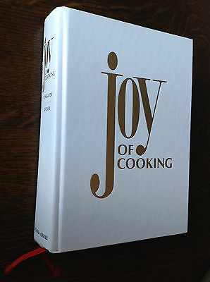The Joy of Cooking by Irma S- Rombauer and Marion Rombauer Becker Hardcover 1977