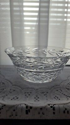 Waterford Crystal small bowl Signed