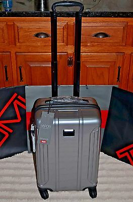 New with tags -Tumi VAPOR LITE International Carry-On - Retails- 475