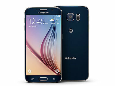 Samsung Galaxy S6 SM-G920A-64-32GB-BlackGold Platinum AT-T Smartphone ON Sale