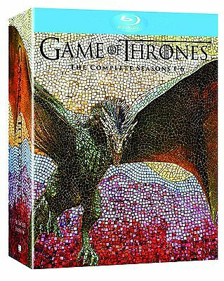 GAME OF THRONES Complete BLU-RAY dvd Series Collection 1-6 Season 1 2 3 4 5 6