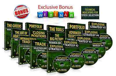 Trading Pro System Stock Option Trading Training with Exclusive Bonuses