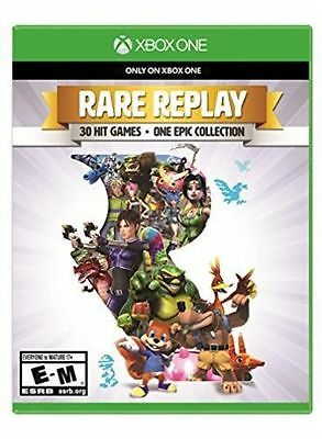 Rare Replay for XBOX ONE BRAND NEW - FACTORY SEALED