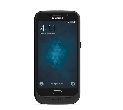 mophie Juice pack for Samsung Galaxy S6 3300mAh - Black
