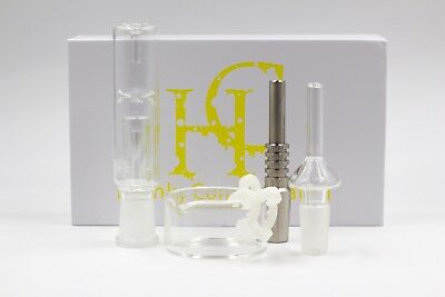 14mm Highly Concentrated Nectar CollectorHandcrafted in The USA