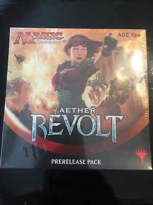 MTG Magic the Gathering - Aether Revolt Prerelease Kit - English Factory Sealed