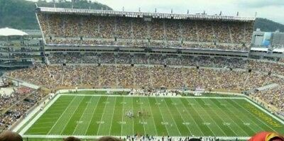 Pittsburgh Steelers vs Green Bay Packers - 2 Tickets - Section 510 Set 2
