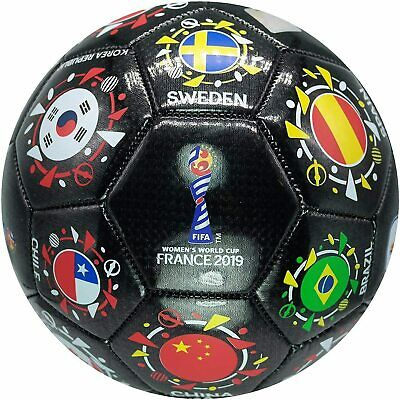 FIFA Official Russia 2018 World Cup Official Licensed Size 5 Ball 01-2 White