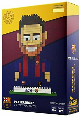 BRXLZ Barcelona FC Player 3D Construction Toy - Messi