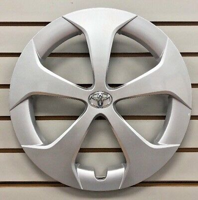 NEW 2012-2015 Toyota PRIUS 15 5-spoke Hubcap Wheelcover OEM 42602-47060