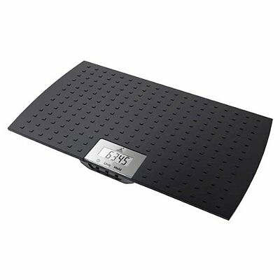 W-C- Redmon Large Precision 225-pounds Digital Pet Scale  Dog Scale Black 7475