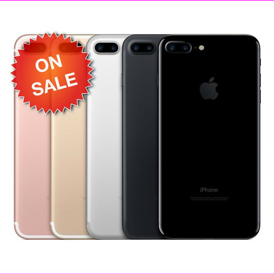 Apple iPhone 7 PLUS 128GB Verizon Unlocked at-t tmobile SmartPhone
