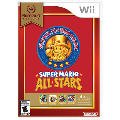 Super Mario All-Stars - Nintendo Selects Wii 2010