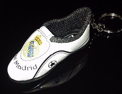 Soccer Souvenir Shoe Key-chain replica REAL MADRID - Team- Unisexs