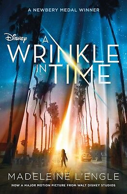 A Wrinkle in Time by Madeleine LEngle Paperback 2018