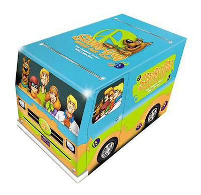 Scooby-Doo Where Are You The Complete Series DVD 2012 8-Disc Box Set New