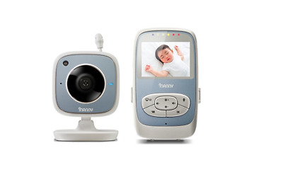 iNanny NM288 Digital Video Baby Monitor with 2-4-Inch LCD Display and Wi-Fi View
