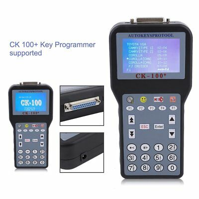 USA Ship CK-100 OBD2 Auto Pro-grammer V99-99 With 1024 Tokens Better Than SBB B2