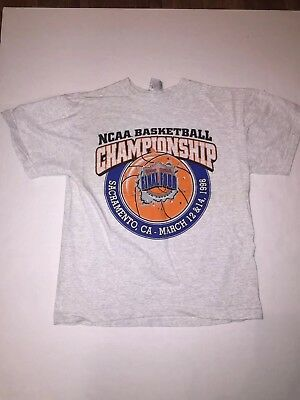 Vintage 90s Final Four T-Shirt March Madness