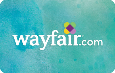 100 Wayfair Gift Card For Only 88 - FREE Mail Delivery