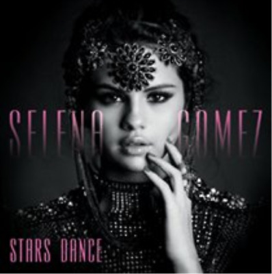 Selena Gomez-Stars Dance Deluxe Edition  UK IMPORT  CD NEW