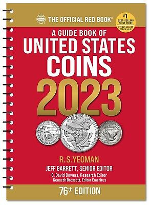 New 2021 Official Red Book Redbook Guide Of US Coins Price List Catalog SHIPPING