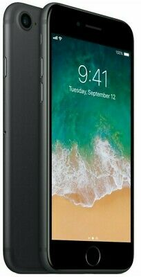Apple iPhone 7 - 32GB - Black - GSM Unlocked