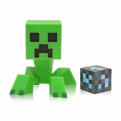 JINX Minecraft Creeper Vinyl Action Figure 6 tall MineCrraft Mojang Jinx