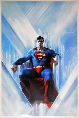 Action Comics 1000 Variant BULLETPROOF Exclusive Gabriele Dell'Otto Print