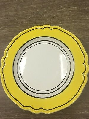 Rare Este Made in Italy for Tiffany Platter Plate Charger 12 plate- 1980s
