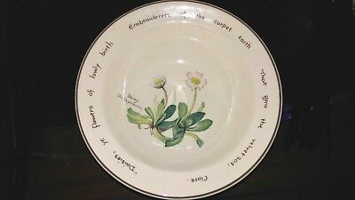 1 EDITH HOLDEN NORITAKE IRELAND CEREAL BOWL COUNTRY DIARY OF AN EDWARDIAN LADY